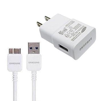d4d92c03c09 fyl Samsung USB 3.0 cable de 21 Clavijas para Galaxy S5, Galaxy Note 3  adaptador de batería Bulk: Amazon.es: Electrónica