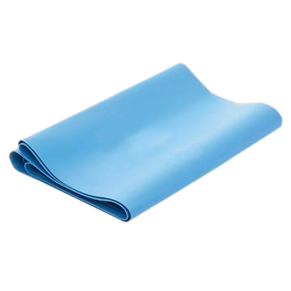 Fascia elastica Livello difficile Elastico per esercizi Azzurro Fitness