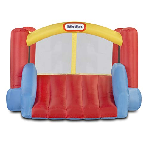 Little Tikes Inflatable Jump 'n Slide Bounce House w/heavy duty blower by Little Tikes (Image #5)