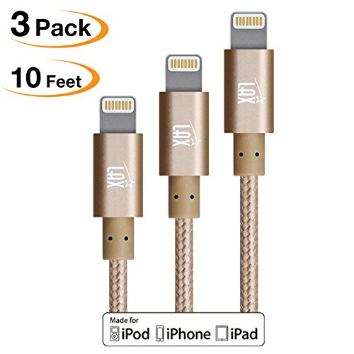 LAX Apple Certified iPhone Charger product image