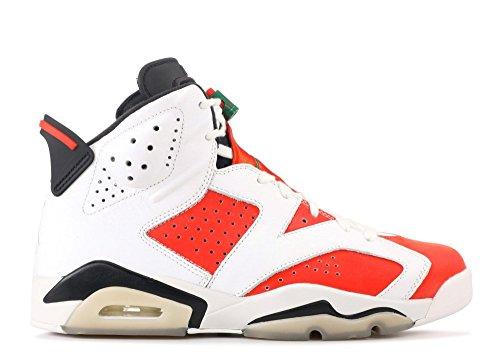 Zapatillas De Baloncesto Nike Jordan Hombres Air 6 Retro (14 D (m) Us ...
