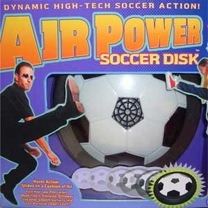 (Can You Imagine Air Power Soccer Hover Disk)