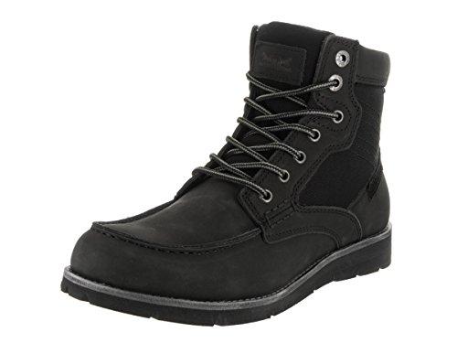 Men's Boot Black Dawson Levi's Nubuck 1Hwd1P