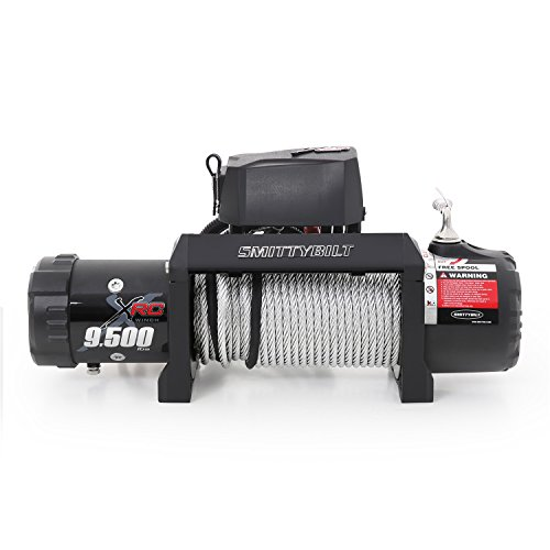 trailer winch electric - 1