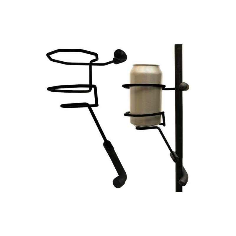 Mic Stand Drink Holder - Microphone & Cy