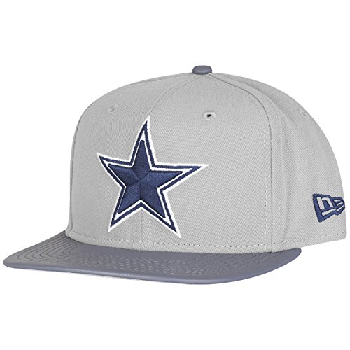New Era 9Fifty Snapback Cap - STORM GREY Dallas Cowboys