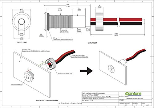 12 volt indicator light wiring diagram