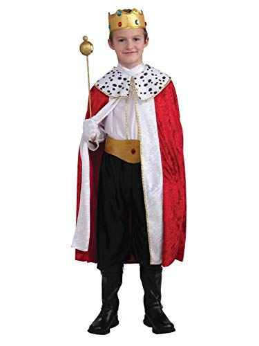 Forum Novelties Regal King Child Costume, Small