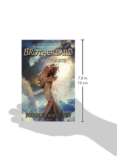 The outcasts brotherband chronicles book 1 the brotherband the outcasts brotherband chronicles book 1 the brotherband chronicles john flanagan 9780142421949 amazon books fandeluxe