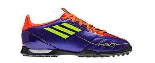 Tf orange Adidas J G40329 Fußballschuhe Lila F5 neon Trx