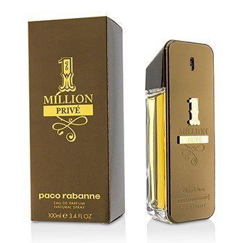 Amazoncom Paco Rabanne One Million Prive Eau De Parfum Spray For