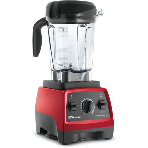 Professional Series 300 Blender Color: Ruby (Vitamix Professional 200)