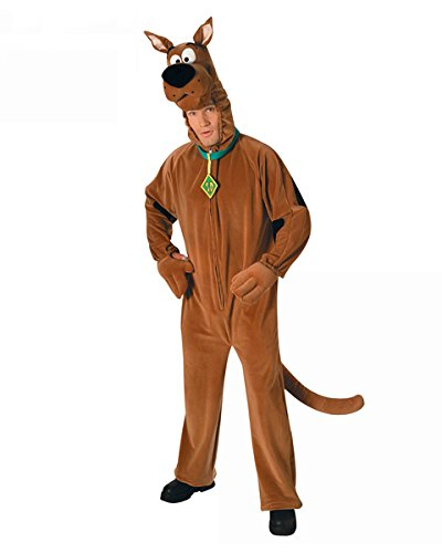 Scooby Doo Costume for Adults -