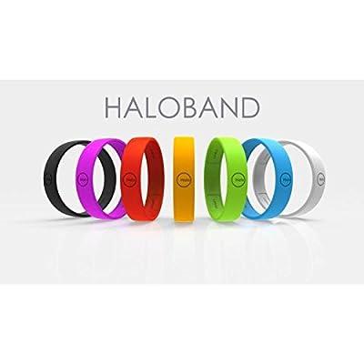 Haloband NV0084 Bracelet pour Smartphone Jaune
