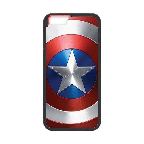 Captain America iPhone 6 Plus / 6S Plus Case Custom No.19