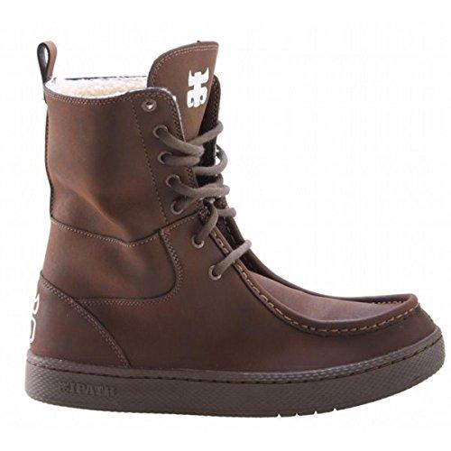 I-Path Skateboard Boots- Shearling- Brown Nubuck/Natural Shearling LbSjfyAW