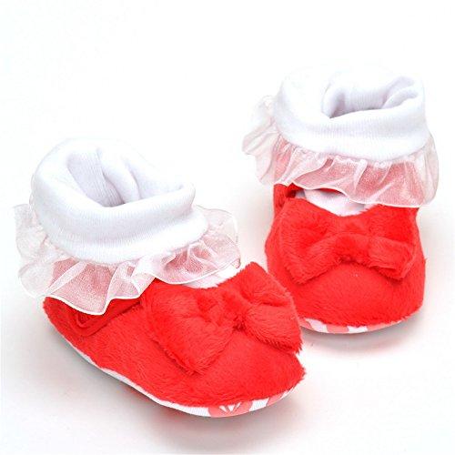 Lauflernschuhe Rot Estamico Jungen 18 12 Monate Baby 0qwEw6vR