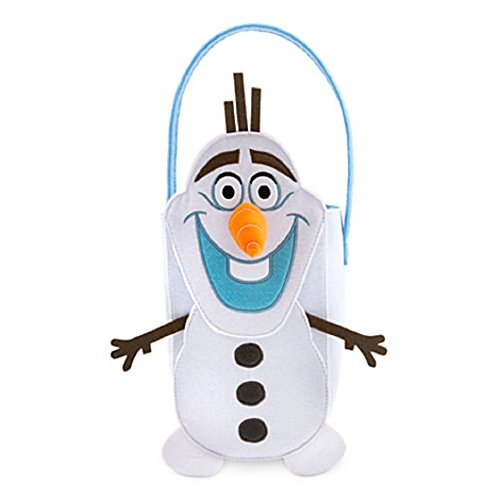Disney - 2015 Olaf Trick-or-Treat Bag - New with Tags (Frozen Trick Or Treat Bag)