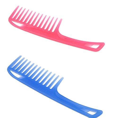 Baosity 2 Unidades Pincel De Pelo Desenredar Cepillo De Cabello Peine Masajeador