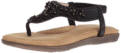 Volatile Women's Joyous Sandal Black G5cxuuMK