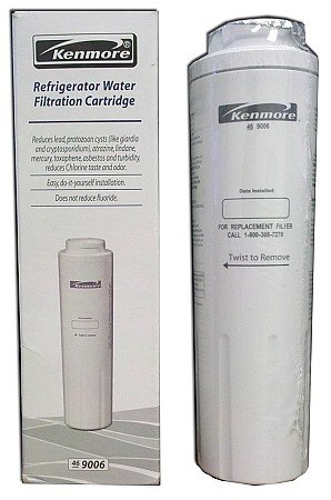 Kenmore Refrigerator Replacement Water Filter