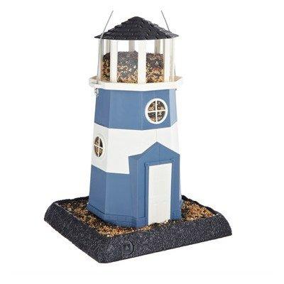 Shoreline Lighthouse Bird Feeder Color: - Lighthouse Stores