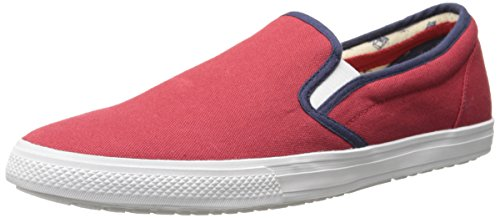 Ben Sherman Men's Buster Fashion Sneaker Red Manchester cheap online sale cheap prices 2014 cheap online discount cheapest price choice cheap price Ipj14uzv3r