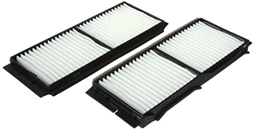 WIX Filters - 24046 Cabin Air Panel, Pack of 1