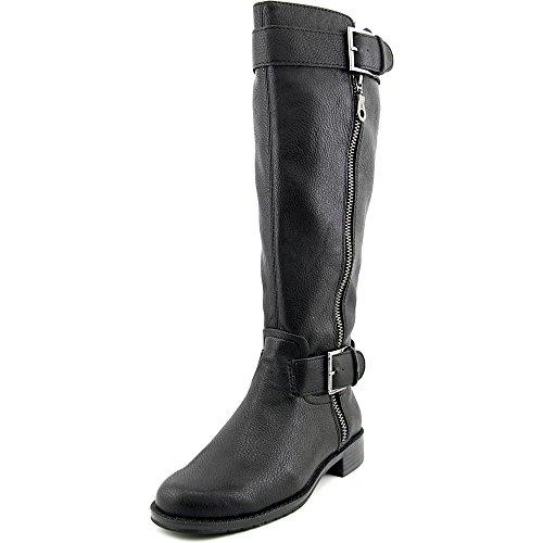 Aerosoles Women's Around Riding Boot, Black, 7.5 M US