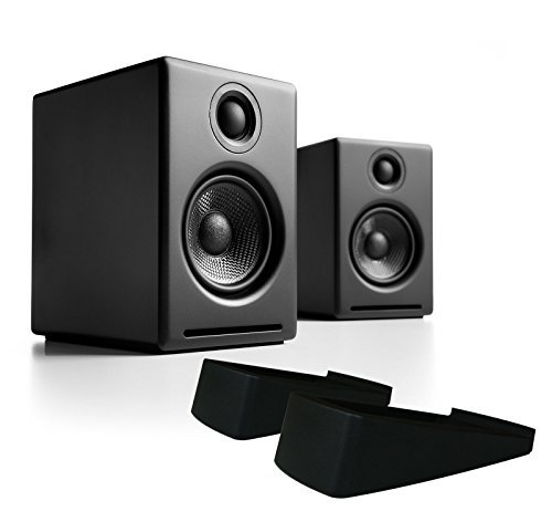 Audioengine A2+ Powered Desktop Speaker Package (Black), used for sale  Delivered anywhere in USA