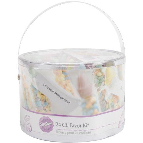 (Wilton 1006-577 Party Favor Kit Makes-Pastel Baby)
