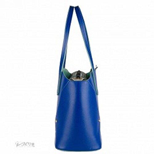 GATTINONI GABPLD22 117 Bolsos Para mujer Azul