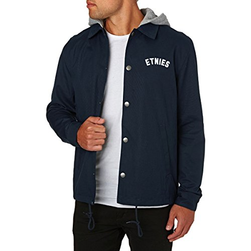 Dark 'keystone' Navy Jacket Etnies Coach Hooded Navy wO86q77Idn