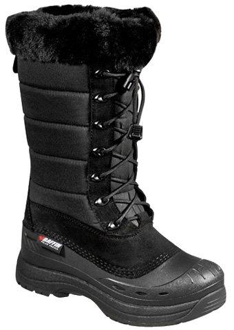 BAFFIN ICELAND BLACK BOOT LADIES SIZE 7, Manufacturer: BAFFIN, Manufacturer Part Number: DRIFW004 BK1 7-AD, Stock Photo