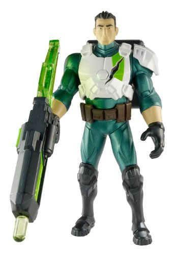 Max Steel Dual Strike Ferrus Action Figure