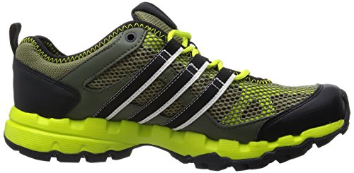 Deporte de adidas para hombre cargo Hiker S14/Core BLACK/base verde tamaño 40 2/3 2015