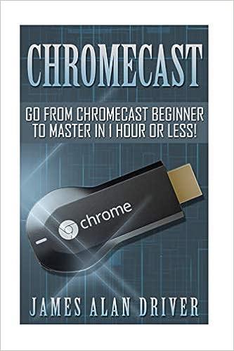 Libros sobre Chromecast