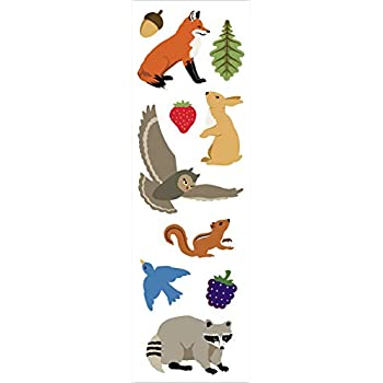 Mrs Grossman Ocean Life Stickers 3 Birds 59093