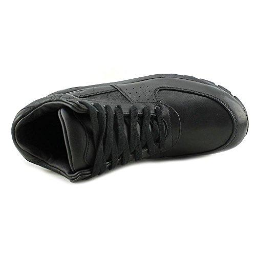 NIKE Kids Air Max Goadome (GS) Black/Black/Metallic Silver Boot 7Y - Image 1