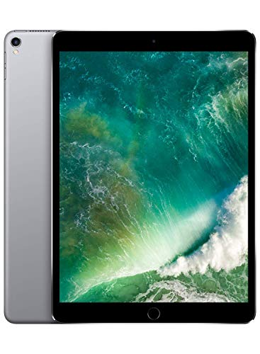 Apple iPad 10.5 pulgadas 2017 (64GB WiFi, Gris Sideral) (Reacondicionado) 1