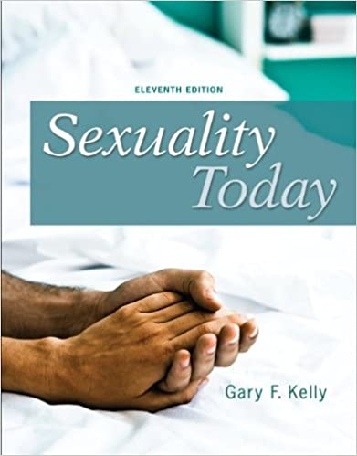 Human sexuality today 7th edition pdf
