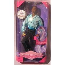 Barbie Olympic Skater Ken (African American)