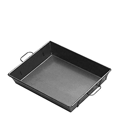 Johnson-Rose 16 Inch X 22 Inch X 3-1/2 Inch Steel Roasting Pan