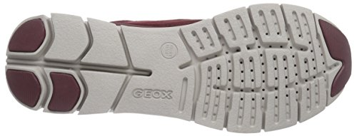 Femme Geox A Sukie Basses Sneakers qvRapv