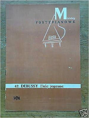 Englanninkielinen kirja lataa pdf-muodossa piano DEBUSSY l`isle joyeuse , PWM FB2