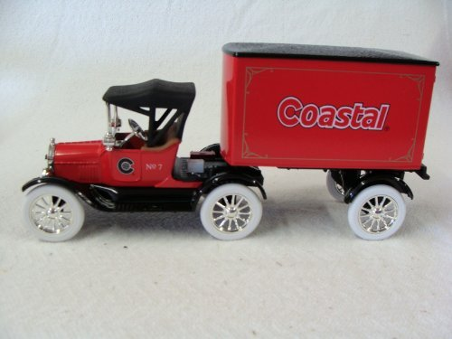 - 1918 Ford Costal Runabout Tractor-trailer