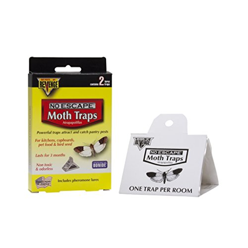Revenge 124/700 Pantry Pest Traps by Revenge 2 pk -  BONIDE PRODUCTS INC, 000703