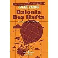 Balonla Beş Hafta: Kısaltılmış Metin