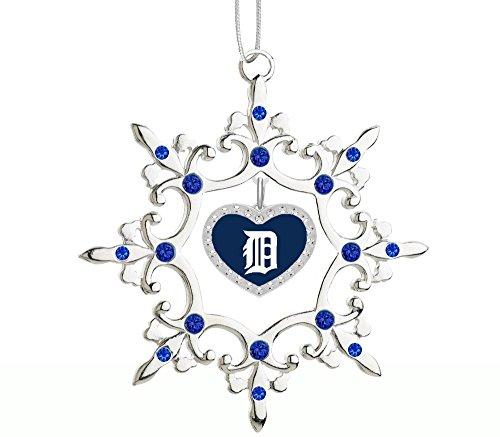 Warriors New Stadium Seat License: Tigers Tree Ornaments, Detroit Tigers Tree Ornament