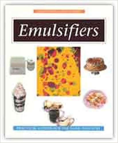 Book Emulsifiers Handbook